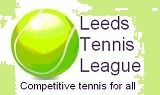 Leeds Tennis League logo